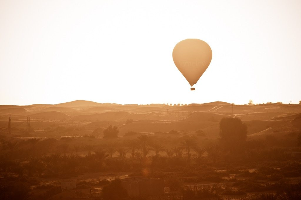 Abu Dhabi Hot Air Ballooning