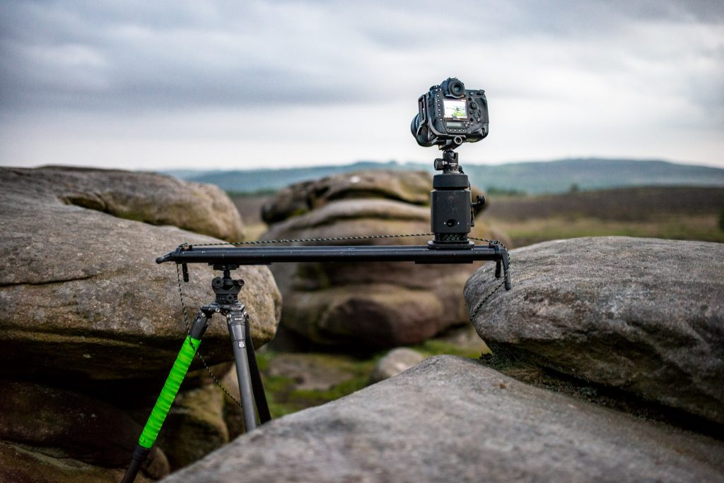 Syrp Genie at Owler Tor