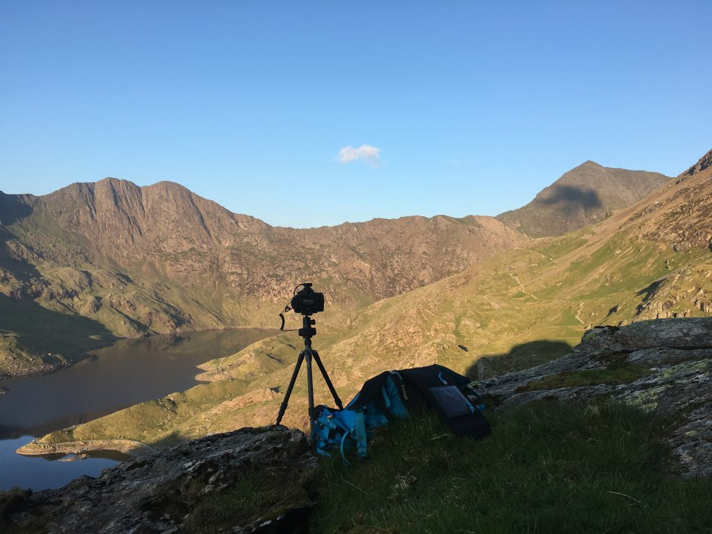 Early Morning up Snowdon
